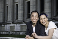 Timothy Hong & Sherry Liu