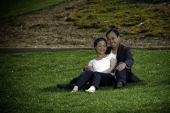 Timothy Hong & Sherry Liu